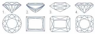 memory diamond shapes